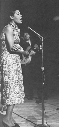 billie holiday at carnegie hall | billie holliday at rehearsal for carnegie hall concert 11.8.1956
