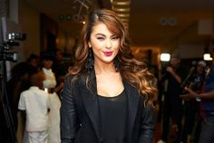 The stunning Lalla Hirayama at @Michela Palomba Booyzen #SheerGlamourShow