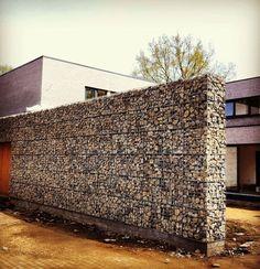 3m tall gabion wall http://www.gabion1.co.uk