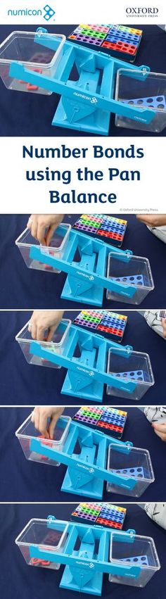 Video: How to use the Numicon Pan Balance to teach number bonds to Find Maths Eyfs, Eyfs Classroom, Preschool Math, Teaching Math, Kindergarten Math, Year 1 Maths, Early Years Maths, Numicon Activities, Number Activities
