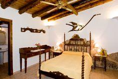 Dormitorio principal de la VILLA CA´N SANCHO - Ses Covetes, Mallorca
