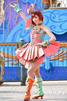 ファッショナブルイースター  スチームパンクダンサー :: ♪Disneyの毎日♪|yaplog!(ヤプログ!)byGMO