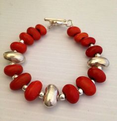 Zompantle with Silver Plate Bracelet
