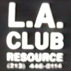 Listen to L.A. CLUB RESOURCE | Explore the largest community of artists, bands, podcasters and creators of music & audio.