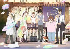 Hôm nay, trang web chính thức của series TV AnimeMarch comes in like a lion- được chuyển thể từ manga cùng tên củaChika Uminođã đăng tải lên 1 đoạn video để giới thiệu về season 2 của phim.  (Lưu ý: Video này hiện không thể xem tại Nhật...