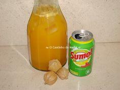 Refresco de Fisális, Laranja e Sumol Limão