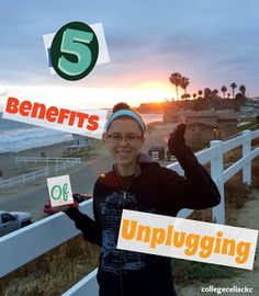 5 Benefits of Unplugging for the Weekend  It happened by accident actually. A few weekends ago my family and I escaped to a cottage on San Onofre beach for the weekend. Sand surf and some sun? What could go wrong? A few minutes into the stay though I real