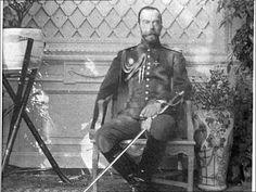 Tsar Nicholas II in the summer of 1915, AI Todor