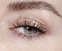 Image de makeup, glitter, and eyes