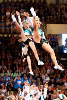 Cheer Extreme Erica and Maddie Gardner cheerleading worlds 2012 Cheerleading Pictures, Cheerleading Outfits, Cheer Pictures, Cheerleading Stunting, Cheer Pics, Softball Pics, Volleyball, Cheer Stunts, Cheer Dance