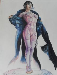 Ghost in The Shell # Major
