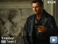 Liam Neeson, Taken 2...it's for real. can't wait.