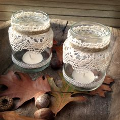 Diy Crafts For Gifts, Diy Home Crafts, Diy Craft Projects, Arts And Crafts, Mason Jar Crafts, Bottle Crafts, Eid Stickers, Homemade Candles, Do It Yourself Crafts