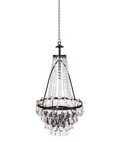 Solar Chandelier would look so amazing out back!