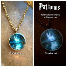 Patronus Glow Necklace