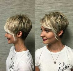 The short pixie haircut looks very fabulous when created on thin hair. Description from prettydesigns.com. I searched for this on bing.com/images