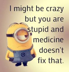 Funny Minions captions 026