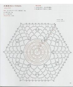 Crochet asahi rose pattern by AnNa Claudia Lapin - issuu
