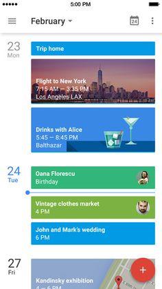 Google Calendar By Google, Inc.