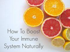 How To Boost Your Immune System Naturally (and fight off those pesky cold + flu viruses) | Bloom & Nourish