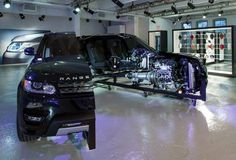Let's disect a Range Rover today! www.landroversanjuantx.com
