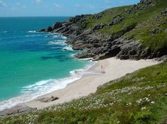 Tregantle beach, South Cornwall