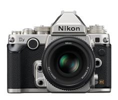 Enter the Nikon Df, a thrilling FX-format D-SLR with a unique mechanical operation system and classic styling along with Nikon's flagship di...
