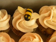 Bumble Bees for a baby shower