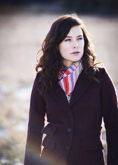 Caroline Dhavernas as Dr. Alana Bloom in Hannibal