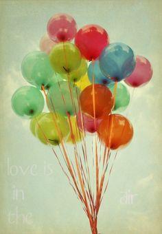balloons - ballonnen
