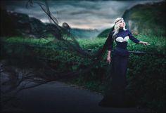 Contos de fadas cobram vida em fotos mágicas de fotógrafa russa 11