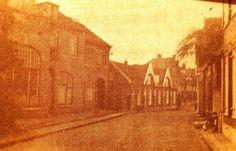 Het Parochiehuis naast de st. Martinus.