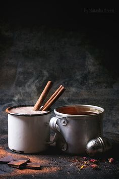Tea and Chocolate by Natasha Breen on 500px