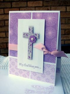 Special Blessing. Stampin Up