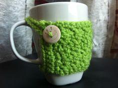 Green Mug Cozy