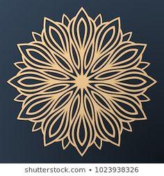 Cool Patterns, Flower Patterns, Arts And Crafts, Paper Crafts, False Ceiling Design, Floral, Egg Art, Stencil Designs, Mandala Tattoo