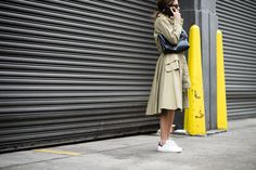 On the Streets of New York Fashion Week Fall 2015 - New York Fashion Week Fall 2015 Street Style Day 8