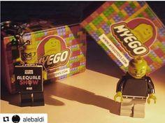 """Oltre ai gialli a Zelig, ora Ale Baldi ha anche i """"gialli"""" in miniatura!"""