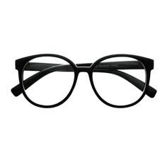 Oval Round Glasses