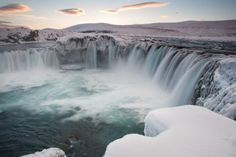 Iceland's Most Majestic Waterfalls