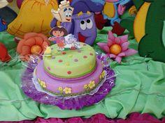 Torta de Dora la Exploradora!!!!!