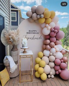 Birthday Balloon Decorations, Bridal Shower Decorations, Birthday Balloons, Birthday Party Themes, Party Decoration Ideas, Baptism Centerpieces, Baby Shower Balloons, Luxe Decor, Balloon Garland