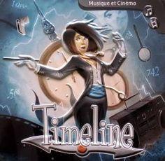 Idővonal (Timeline) - Zene és Mozi társasjáték - Szellemlovas társasjáték webshop