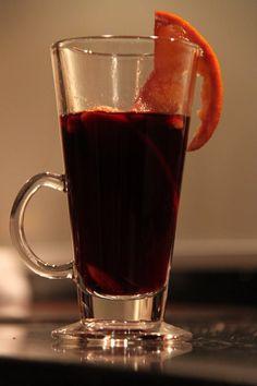 Grzane wino/ home made mulled wine