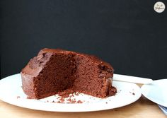 Délicieux gâteau au chocolat, sans oeuf ni beurre! Une recette végétale facile et rapide pour faire plaisir aux petits gourmands!!