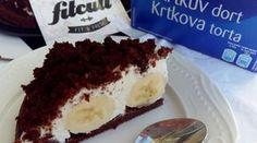 Zdravý krtkuv dort