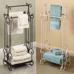 Biagio Bathroom Towel Rack