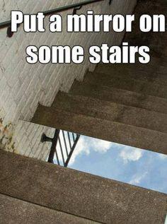 Stairway to...? www.garygreenfield.com