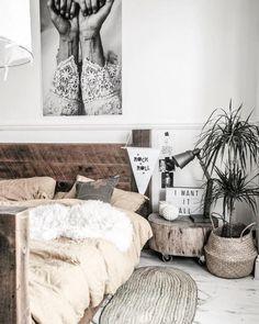 LOs cestos y canastos en el estilo nórdico