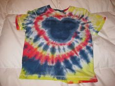 A Disney Mom's Thoughts: Tie Dye Mickey Mouse Shirts